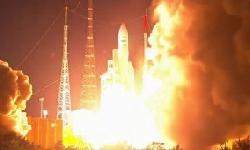 BingMag.com Arian 5 missile was successfully launched to place 3 important cargoes