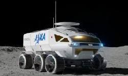 BingMag.com Toyota's Lunar Cruiser will be the first car under pressure on the moon