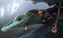 BingMag.com An ancient creature thought to be a small dinosaur is actually a lizard
