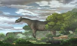 BingMag.com New fossils of giant rhinos discovered in China; The largest terrestrial mammal in history
