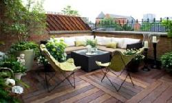BingMag.com 14 Great Ideas For Decorating Your Home Terrace And Enjoying It!