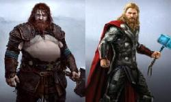 BingMag.com Why is Thor God of War many times better than Thor Marvel?