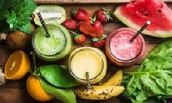 BingMag.com 30 delicious smoothies that have a miraculous effect on weight loss